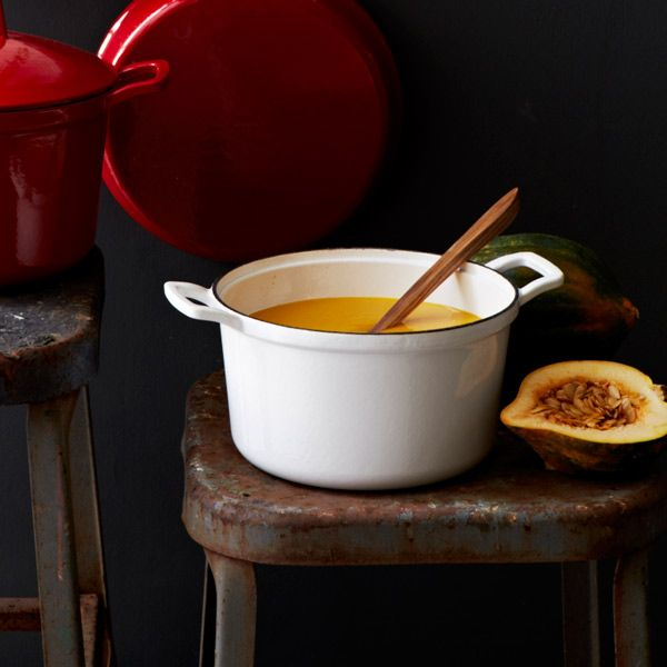 Autumn Squash and Apple Soup Recipe