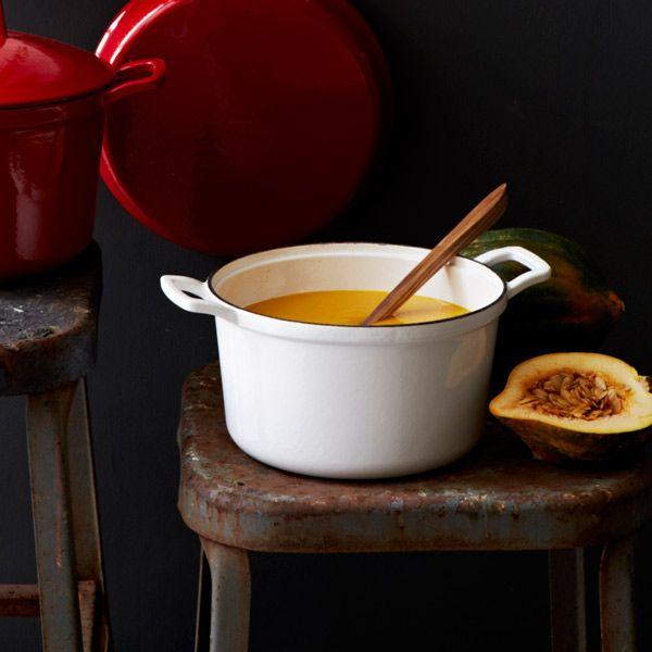 Autumn Squash and Apple Soup Recipe