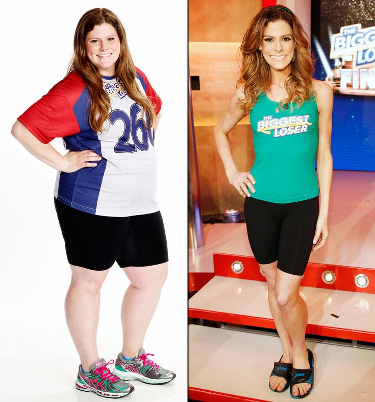 Rachel Frederickson was the season 15 winner of the Biggest Loser -- losing a record-breaking 59.62 percent of her total body weight. Shrinking down from 260 pounds to just 105 pounds.