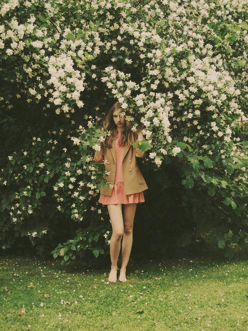 pedalfar:  Alanah-Material Girl Mag. (via Sofie Olejnik)