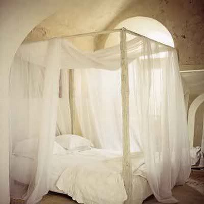 Simple, rustic, beautiful <3 I love the disheveled way the curtains are draping.