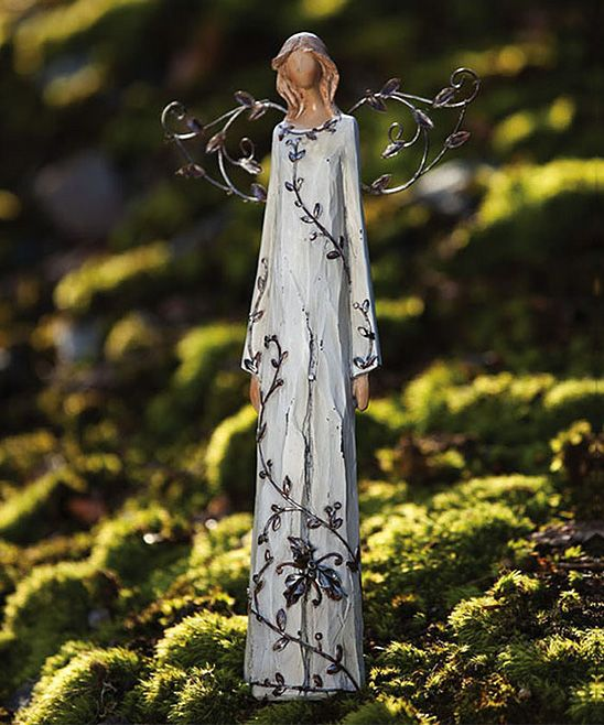 Nature's Promise Angel Statue