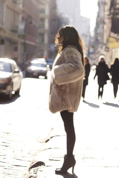 Fur Coat | Women's Look | ASOS Fashion Finder