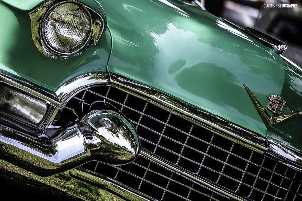 Green Cadillac
