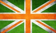 Image result for Irish Union Flag