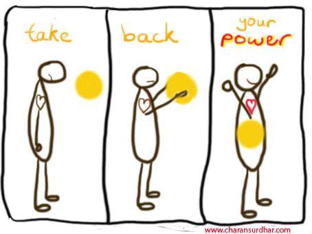 ....take back your Power.....  www.charansurdhar.com #epigenetics #personalpower