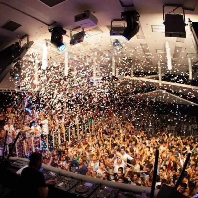 Cavo paradiso....what a summer night used to look like ;)