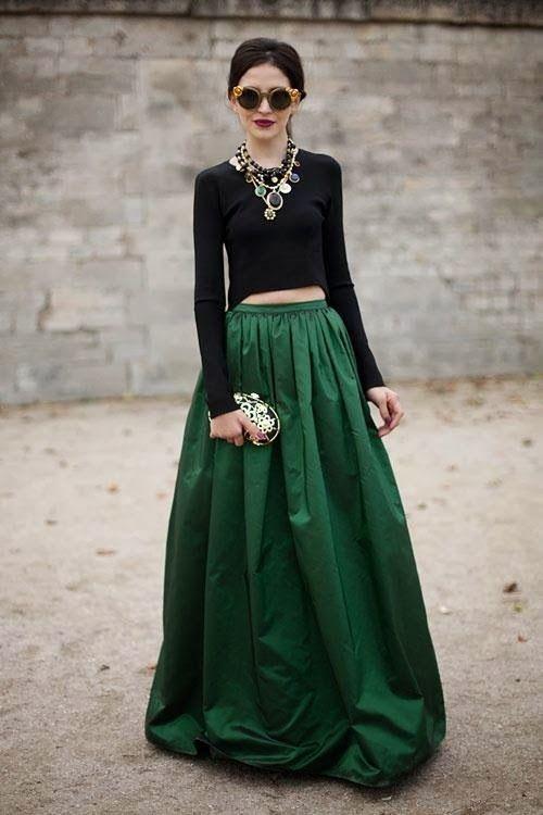 Look to Love: Beautiful Ball Skirts via La Dolce Vita