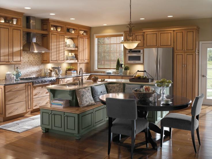 breakfast nook indoor decor ideas pinterest on kitchen nook id=65599
