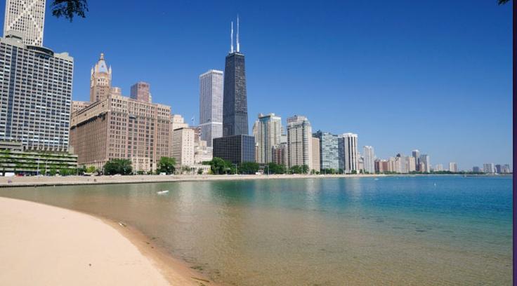 Chicago beaches, Free Chicago