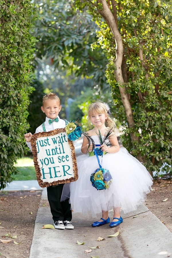 Wedding Day Signs