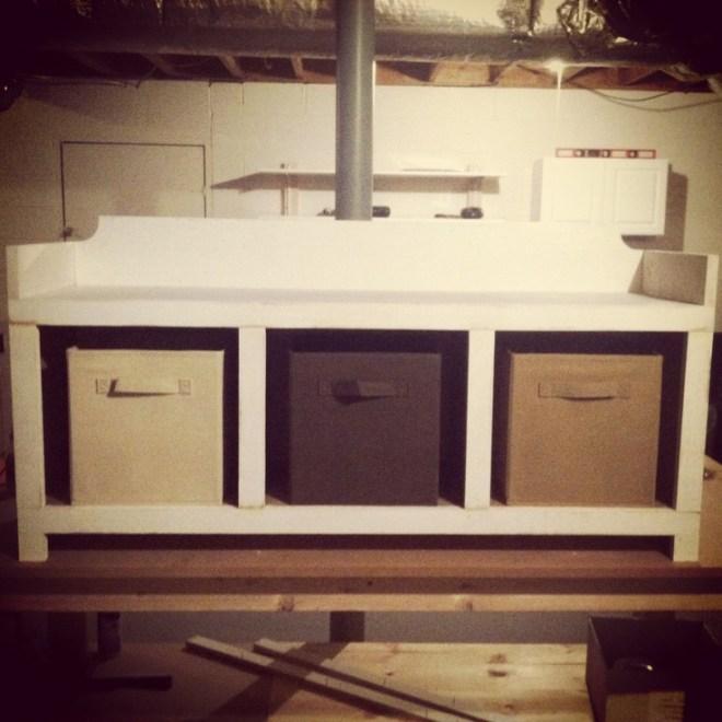 Diy storage bench seat diy pinterest