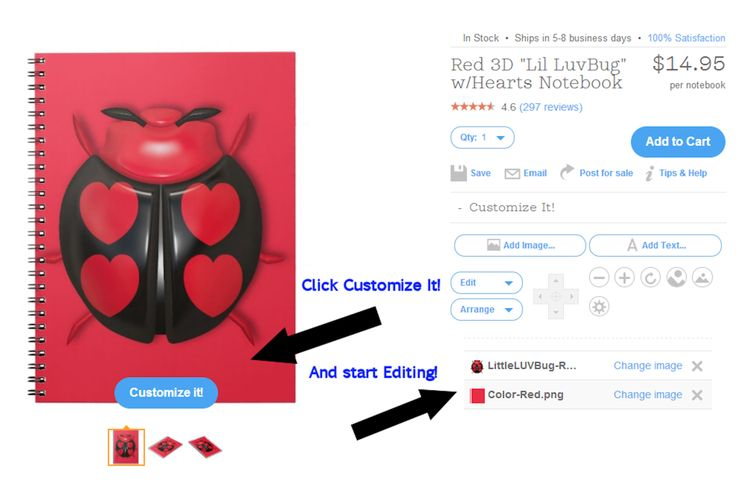 How To Customize My Zazzle Products