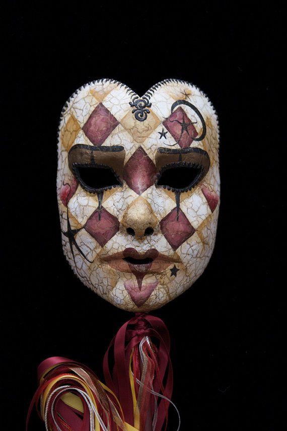 pierrette mask