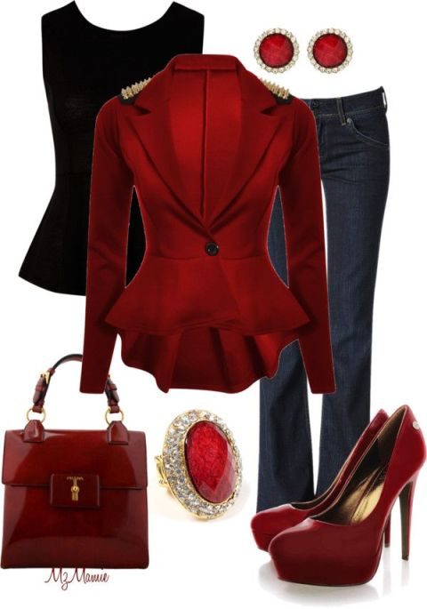 """Untitled #176"" by mzmamie on Polyvore"