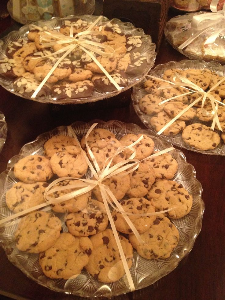 Image result for cookie dish present