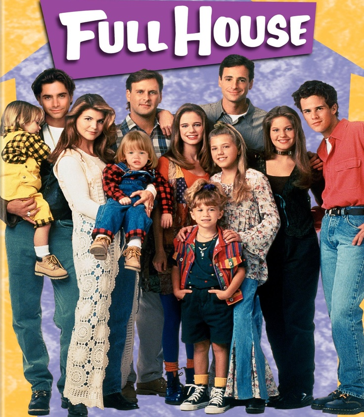 90s Fashion Revival Full House Cast