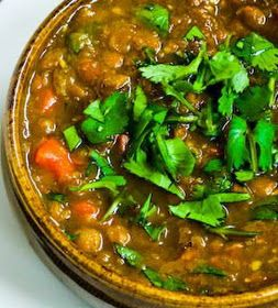 Vegan Splendor: Spicy Vegan Lentil Soup