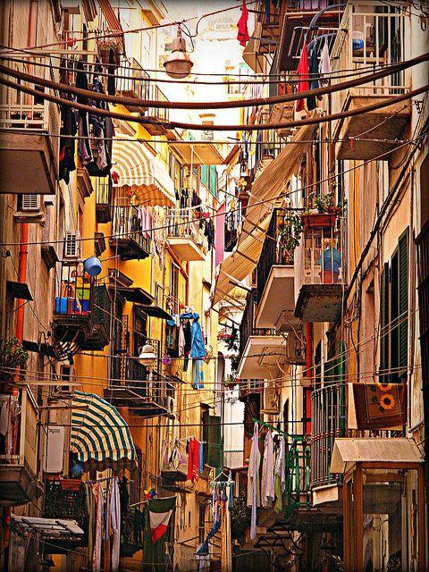 Napoli by napoli_centrale, via Flickr