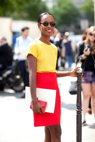 Fall 2012 Couture Street Style - Paris Couture Street Style Photos - Harpers BAZAAR
