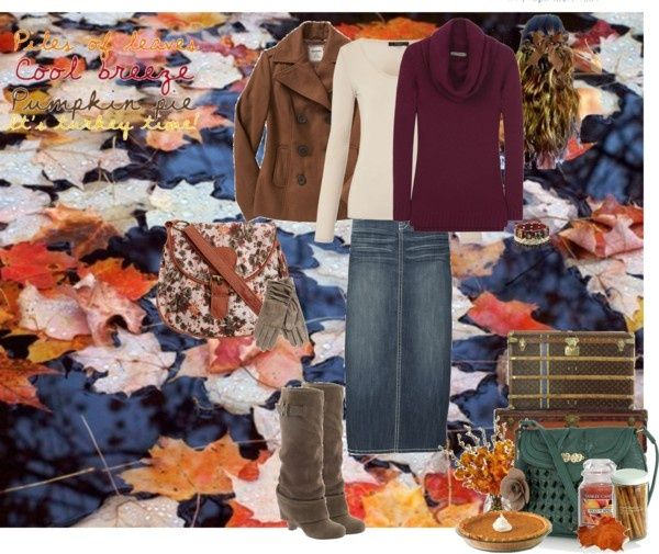 """""""Modest Fall Outfit"""" by christianmodesty on ..."""