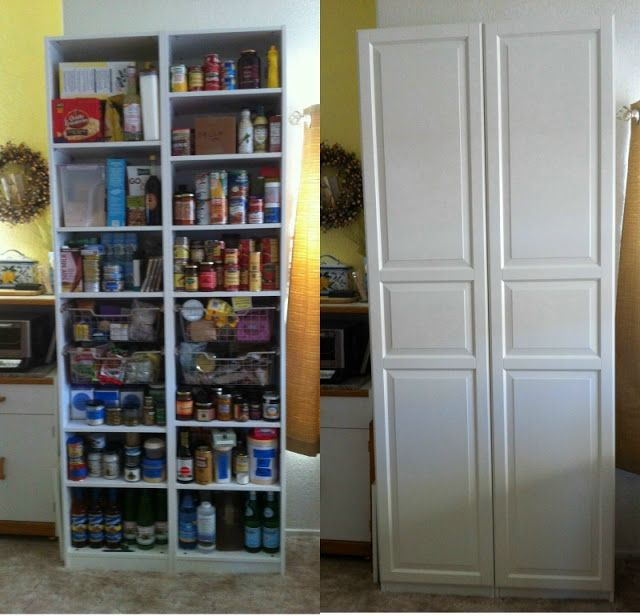 Hackers Pax Pantry Add Island Kitchen Would Set Until