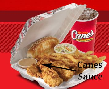 Raising Cane's Secret Sauce!
