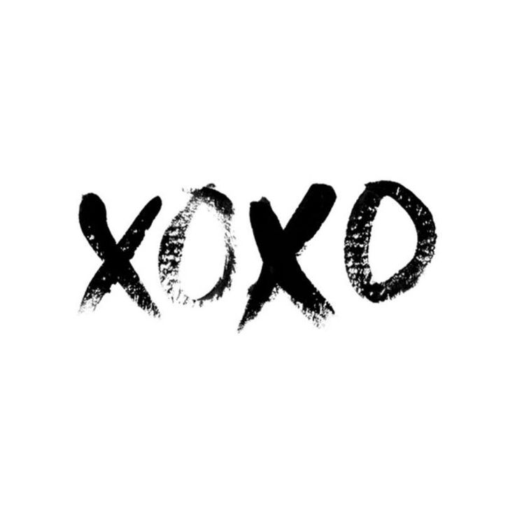 XOXO... endless, wondrous love... xo