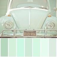 Mint Color Palette!