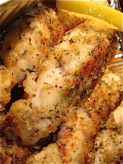 Garlicky Lemon Pepper Chicken