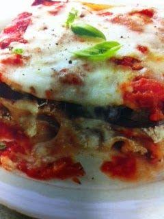 Easy crockpot recipes: Eggplant Lasagna Crockpot Recipe