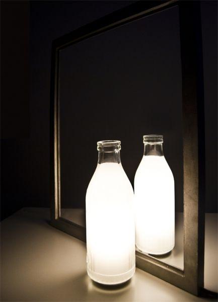 un litro di luce, Alvaline, Viabizzuno