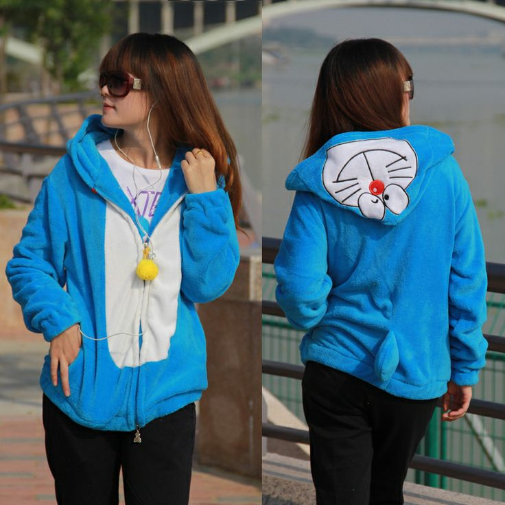 Kawaii fashion. Doraemon