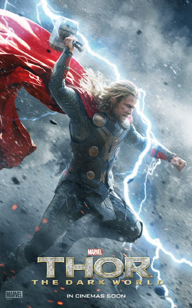 Thor 2- Latest Posters