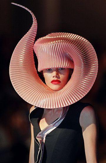 Philip Treacy, Paris Haute Couture Show
