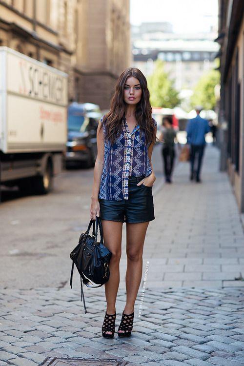 Lovely street style