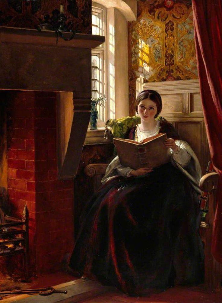 John Callcott Horsley (British Painter, 1817-1903)