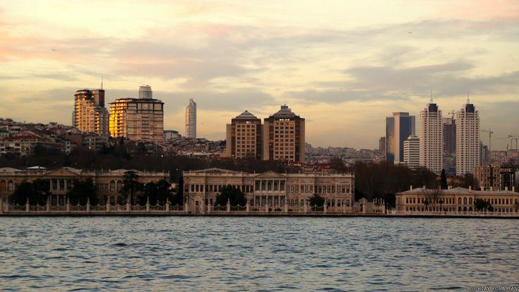 Fotoğraflarla: İstanbul'un değişen silueti - BBC Turkce - Multimedya