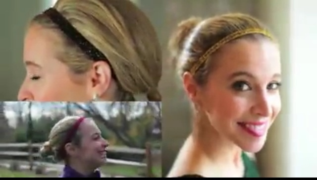 Style & Beauty Expert @Jenn Falik brings her go-to headbands by @SPARKLYSOULINC to @Joy Venediktou! Check out her Joyus Fashion video ... shop and sparkle this holiday season and throughout the year!