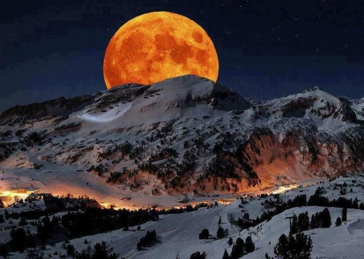 Frío de luna