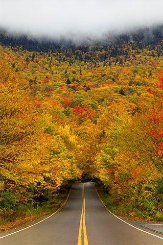 Smuggler Notch State Park.  Vermont