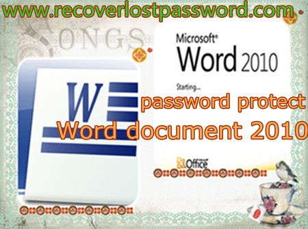 how do you password protect a pdf document