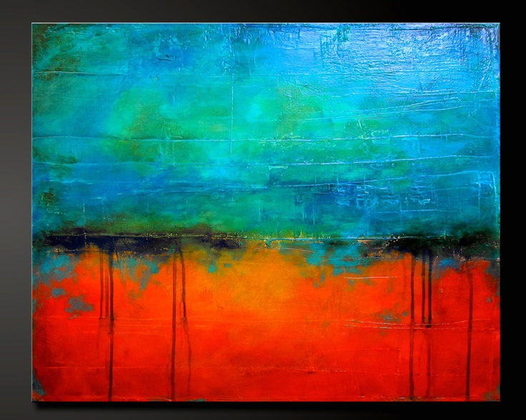 Image Result For Contemporary Abstract Acrylic Paintings