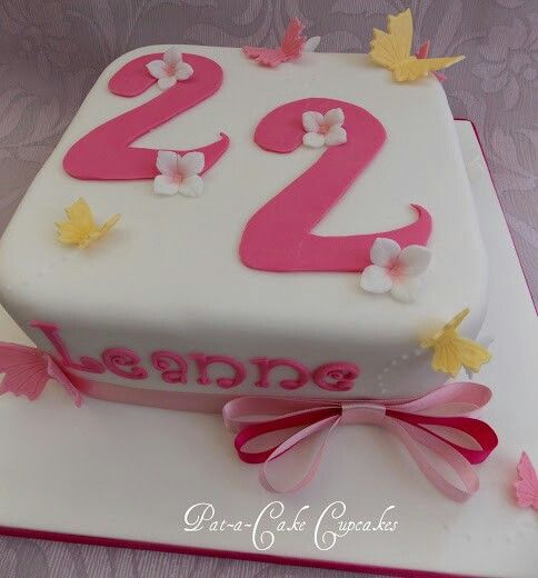 Groovy 22 Birthday Cake Images The Cake Boutique Personalised Birthday Cards Paralily Jamesorg