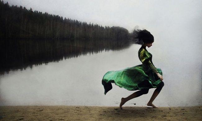 Когда балерина становится фотографом | When a ballerina becomes a photographer. More on the link. /\|-|