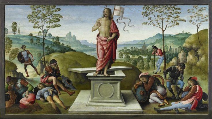 La Résurrection, 1496-1500
