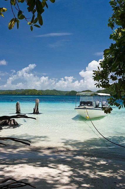Palaos- Micronesia