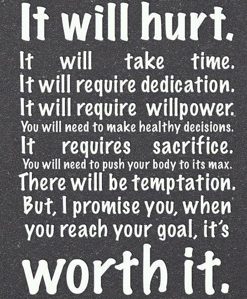 dedication  - http://myfitmotiv.com - #myfitmotiv #fitness motivation
