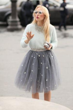 Paris Fashion Week Street Style by eliidantas