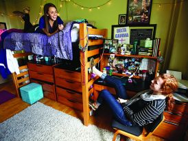 Want to avoid dorm room drama? Take our college roommate quiz!